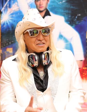 ミュージカル「サタデー・ナイト・フィーバー」 公式サポーター DJ KOO